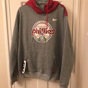 Philadelphia Phillies Nike Pullover Hoodie